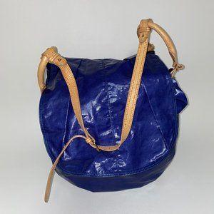 MOON PAC Les Petites Leather Bag